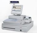 Pos система Forpost Минимаркет 8 - черная (FPrint-55K) + детектор банкнот